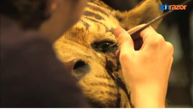 Tiger gets a facelift - RazorTV