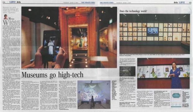 Museum goes High Tech