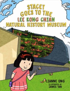 Stacey goes to LKCNHM