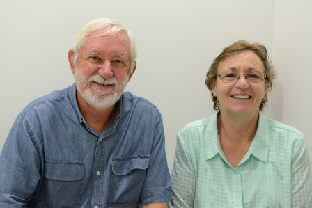Max and Bev Orchard-LKCNHM-27May2016-2